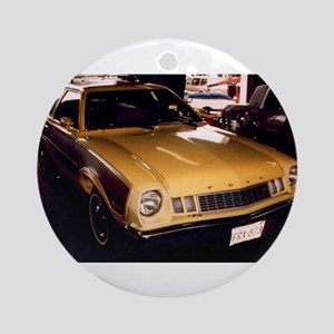 1977 Ford Pinto Ornament (Round)