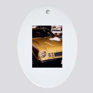 1977 Ford Pinto Oval Ornament