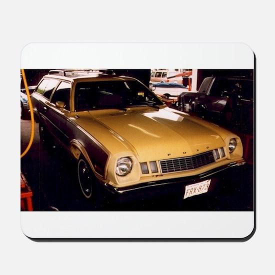 1977 Ford Pinto Mousepad