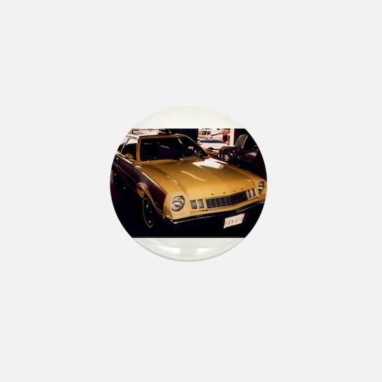 1977 Ford Pinto Mini Button