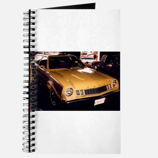 1977 Ford Pinto Journal