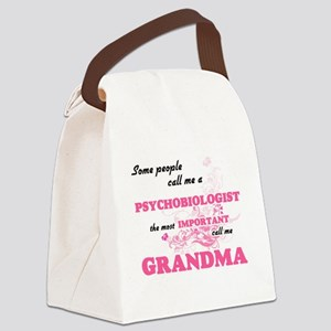 Some call me a Psychobiologist, t Canvas Lunch Bag