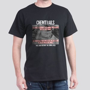 Chemtrails Dark T-Shirt
