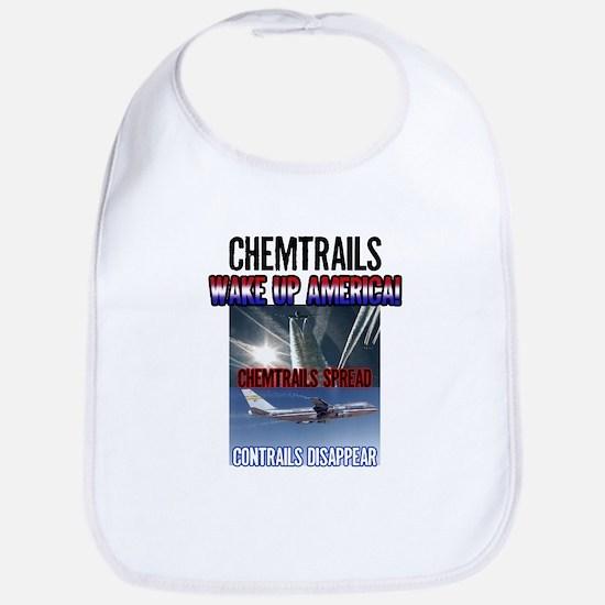 Chemtrails Bib