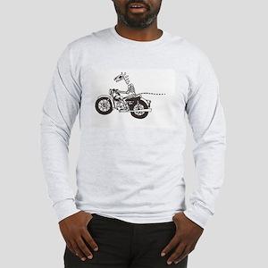 Fossil rider Long Sleeve T-Shirt