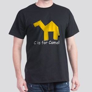 C is for Camel Dark T-Shirt