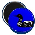 """loon 2.25"""" Magnet (10 pack)"""