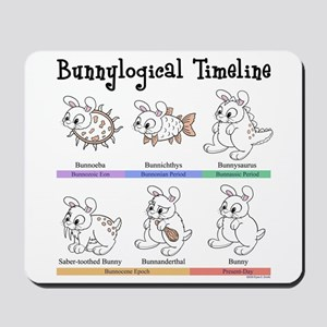 Bunnylogical Mousepad