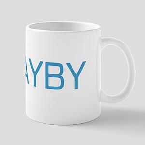 Bruno's Gayby (Baby) Mug