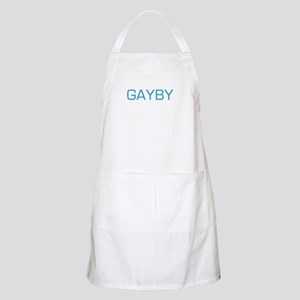 Bruno's Gayby (Baby) BBQ Apron
