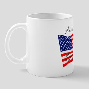 Americans Rule 01 Mug