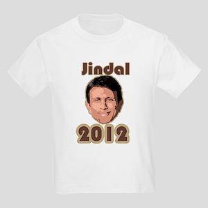 Bobby Jindal 2012 Kids Light T-Shirt