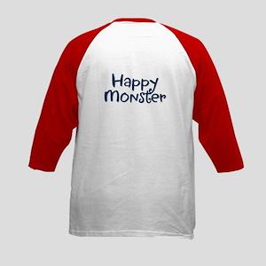 Artsi Bitsi Happy Monster Kids Baseball Jersey