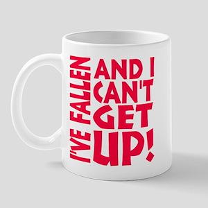 I've Fallen! Mug