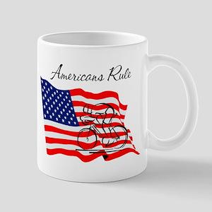 Americans Rule 03 Mug