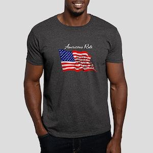 Americans Rule 03 Dark T-Shirt