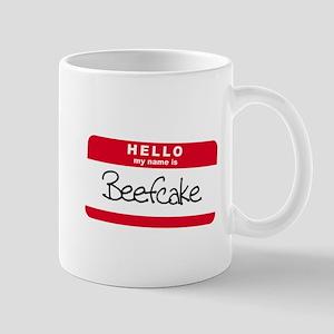 My Name is BEEFCAKE Mug