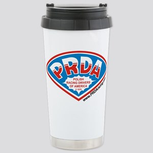 PRDA Polish Racing Driv Stainless Steel Travel Mug