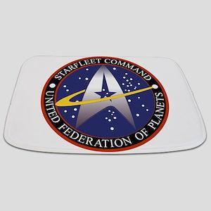 Starfleet Command Bathmat