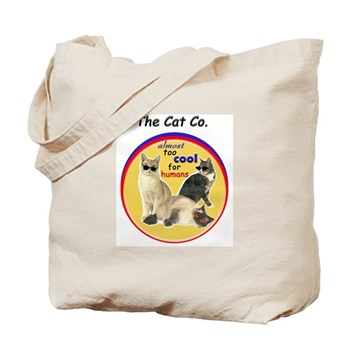 The Official Cat Co. Tote Bag!