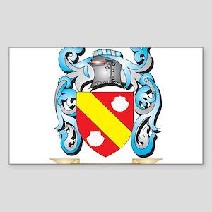 Perazzi Coat of Arms - Family Crest Sticker