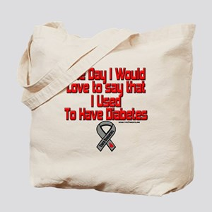 Used to have (self) Tote Bag