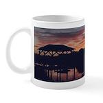 Sunset Dock Mug