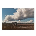 Dock Clouds Postcards (Package of 8)