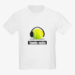 TENNIS ROCKS Kids Light T-Shirt