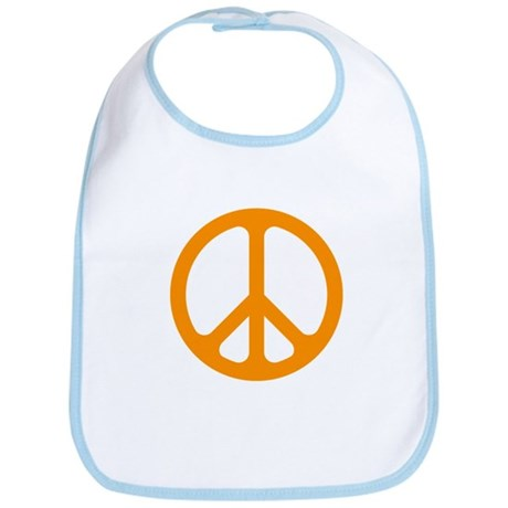 Orange CND logo Bib