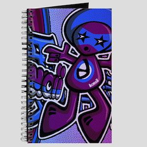 Disco Mascot Tag Journal