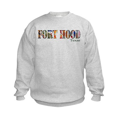 Fort Hood Kids Sweatshirt