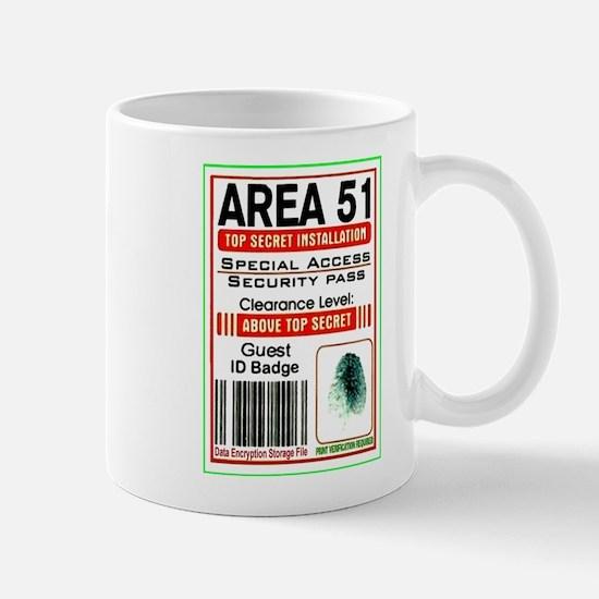 Cute Area Mug