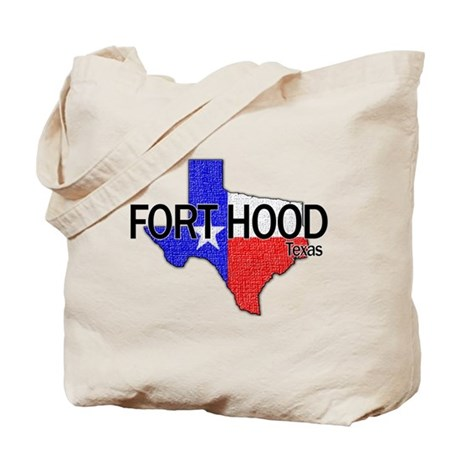 Fort Hood Tote Bag 2 sided