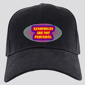 XENOPHILES ARE NOT PERVERTS. Black Cap