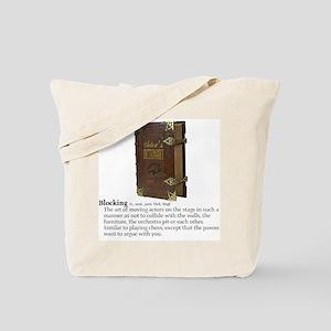 Blocking Tote Bag