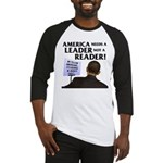 And Barack Obama - Reader not Baseball Jersey