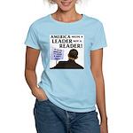 And Barack Obama - Reader not Women's Light T-Shir