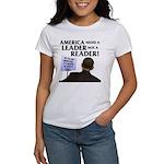 And Barack Obama - Reader not Women's T-Shirt