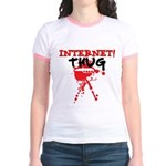 Internet Thug Jr. Ringer T-Shirt