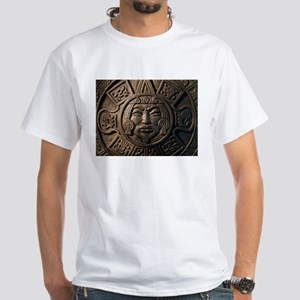 Mayan Prophecy White T-Shirt
