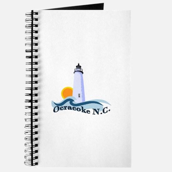 Ocracoke NC Journal