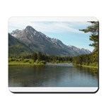 """""""Sioux Charley"""" Mousepad"""