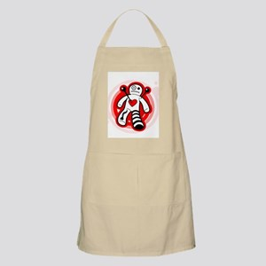 Vodoo Love Doll BBQ Apron