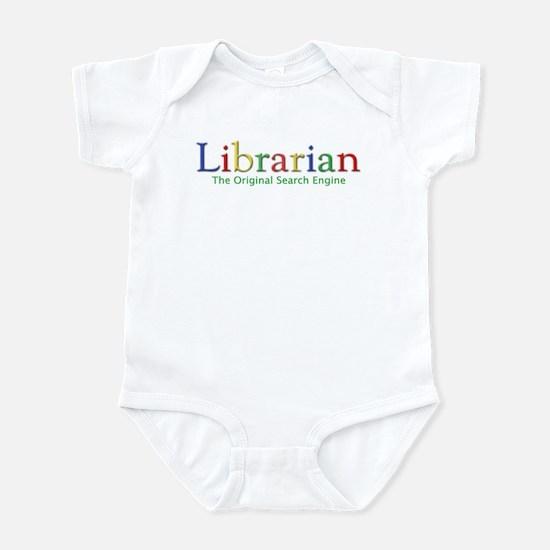 Librarian Infant Bodysuit