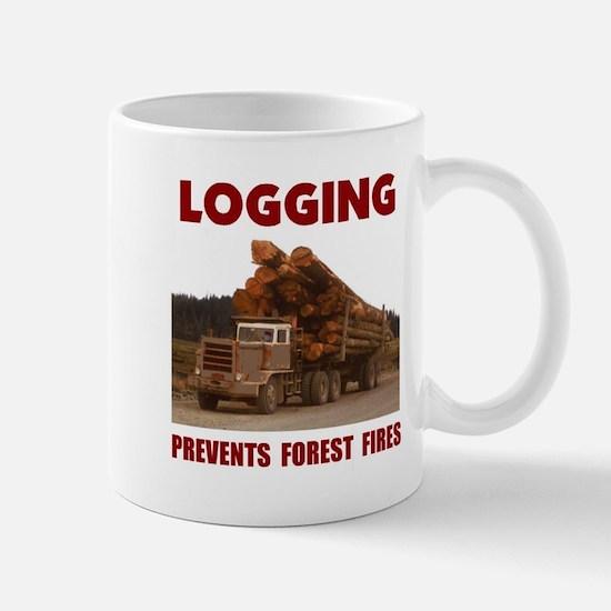 SAVE THE FORESTS Mug