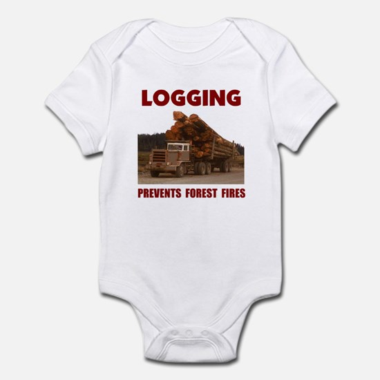 SAVE THE FORESTS Infant Bodysuit