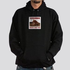 SAVE THE FORESTS Hoodie (dark)
