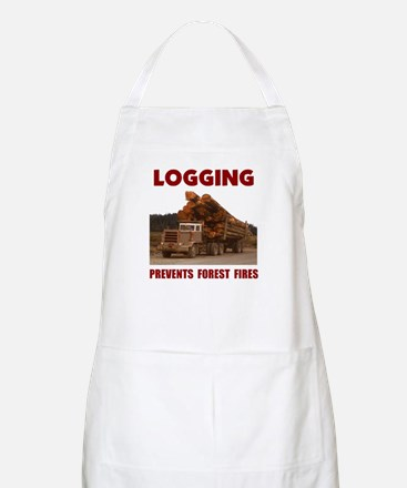 SAVE THE FORESTS BBQ Apron