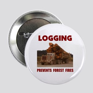 "SAVE THE FORESTS 2.25"" Button"
